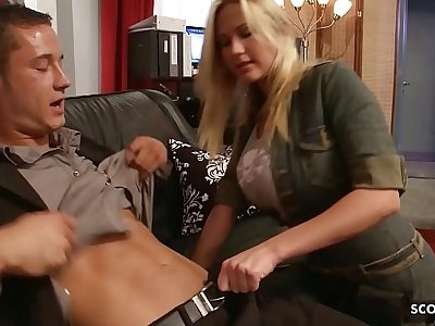 Big Bouncing Tits Nympho Craftswoman Sweet-talk to Be crazy at Work
