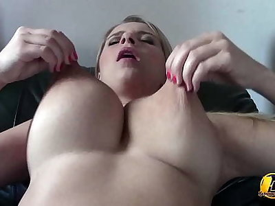 Heart of hearts and Nipples playing my private video Katerina Hartlova