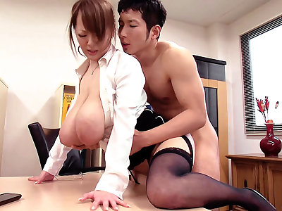 Hitomi Needs Help From Her Employee