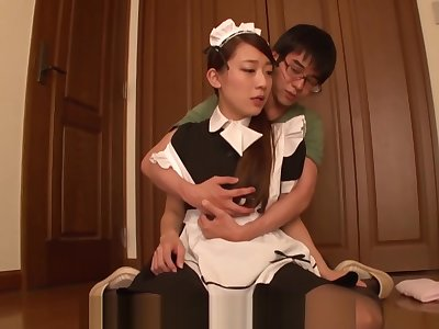 [English Subtitle] Jav Maid join in matrimony Kashii Ria Rearing A Hentai Hento